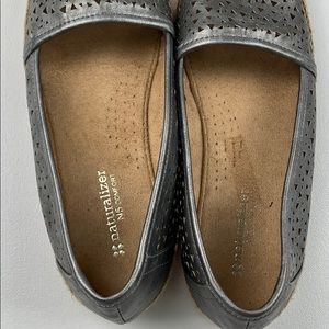 Naturalizer Shoes - Naturalizer Rackley Perorated Slip On